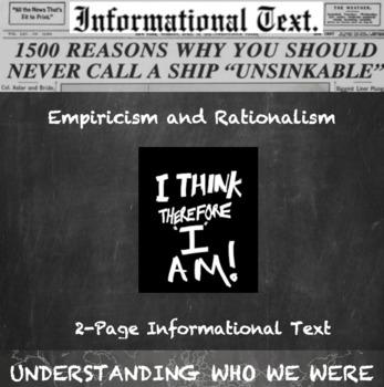 Rise of Empiricism
