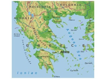 Rise of Greek City-States Powerpoint