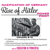 Rise of Hitler PowerPoint