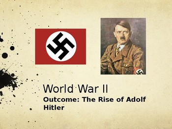 Rise of Hitler PowerPoint Lecture