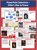 Rise of Hitler and Nazi Germany - Lesson, Reading, and PowerPoint