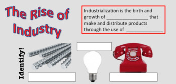 Rise of Industry One Pager