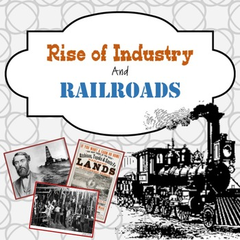 Rise of Industry and Railroads PowerPoint