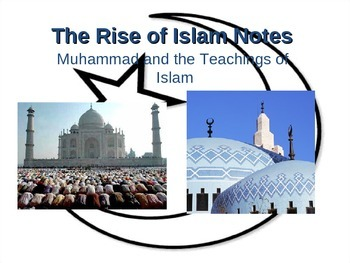 Rise of Islam Guided Notes