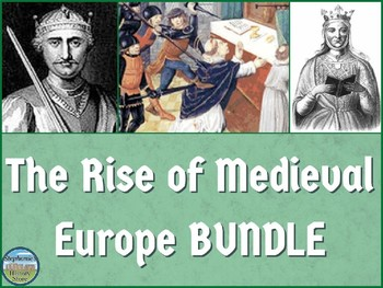 Rise of Medieval Europe BUNDLE