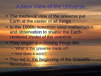 Rise of Modern Science- Scientific Revolution