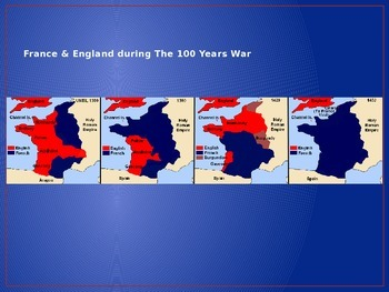 Rise of Nations-England and France-100 Years War & Joan of Arc