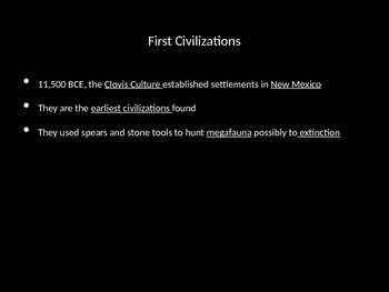 Rise of Native American Cultures PowerPoint