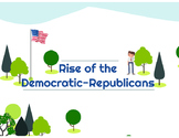 Rise of the Democratic-Republicans (Election of 1800, Marbury vs. Madison)