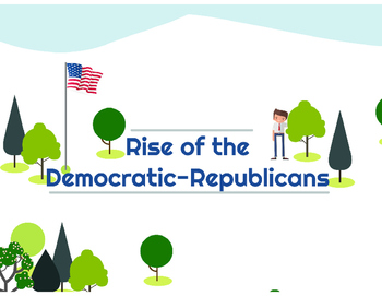 Rise of the Democratic-Republicans (Election of 1800, Marb