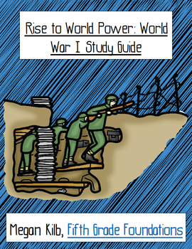 Rise to World Power Study Guides