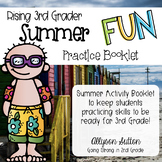 Rising 3rd Grade Summer Fun Practice Booklet