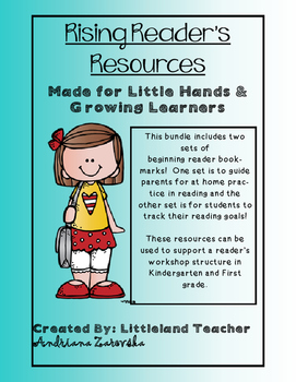 Rising Reader's Resources