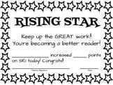 Rising Star Reading Award