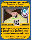 Risk Sharing Your Dream Speech as Dr. King Risked