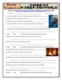 Risk Takers - Forest Firefighters (Career Video Worksheet & Free Video)