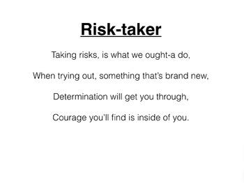 Risk-taker Song Instrumental