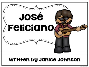 Rita Moreno & José Feliciano Readers {Hispanic Heritage Month} English version