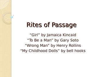 Rites of Passage Bundle