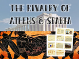 Rivalry of Athens & Sparta