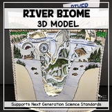 River Biome Model - 3D Model - Biome Project