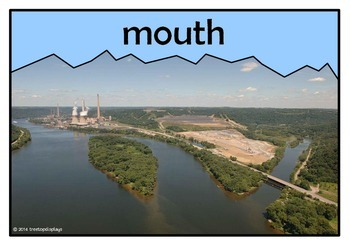 River Features Photo Set