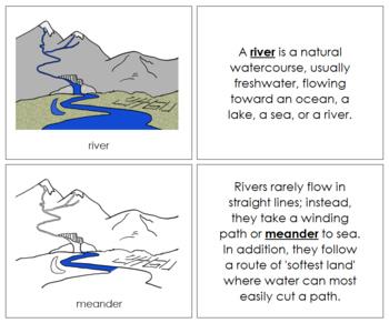 River Nomenclature Book