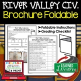 River Valley Civilization Brochure Foldable