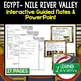 River Valley Civilization Guided Notes and PowerPoints, World History BUNDLE