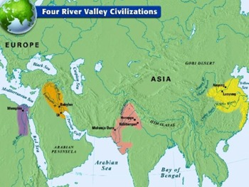 River Valley Civilization Innovations Picture List