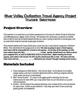 River Valley Civilization Project