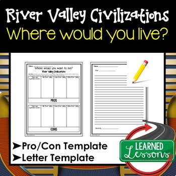 River Valley Civilization -- Where Would You Live?
