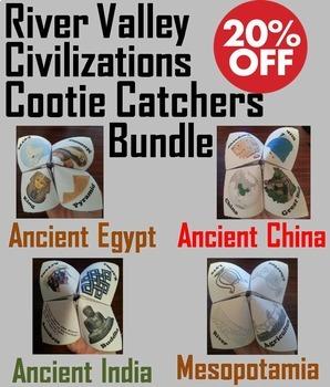 The Ancient River Valley Civilizations Unit: Activities/ F