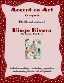 Rivera - Accent on Art, Spanish Art Packets for the Spanish Classroom