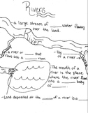 Rivers Doodle Notes