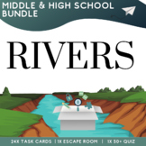 Rivers  - Geography