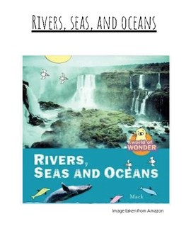 Rivers, Seas, and Oceans: Reading Comprehension and Hyperdoc Activity