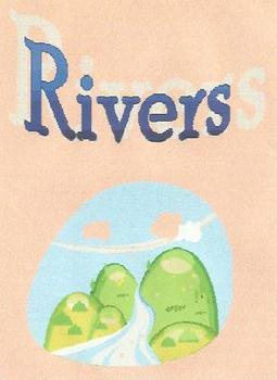 Rivers Worksheet