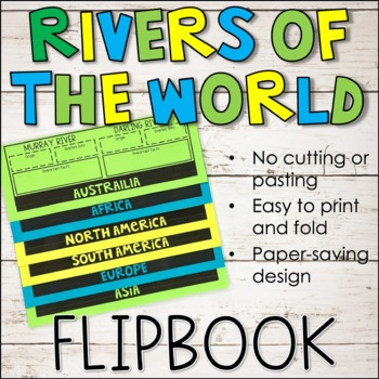 Rivers of the World Flipbook