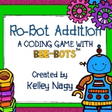 Ro-Bot Addition - A Bee-Bot Coding Game