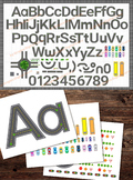 Road Alphabet, PNG and Vector Clipart, Printable Sheets, L