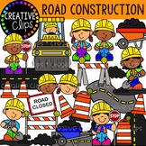 Road Construction Kids Clipart {Creative Clips Clipart}