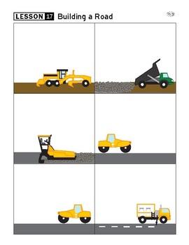 Road Construction Lesson Plan