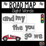Road Map Letter Formation Sight Words