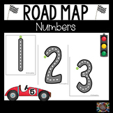 Road Map Numbers 1 20