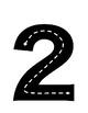 Road Numbers