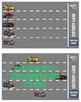 Road Rally Race Car Board (lite version)