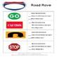 Road Rave - Classroom Form for Classroom Management  or Academic Assessment