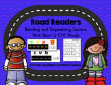 Road Readers Blending and Segmenting CVC Words with Short U
