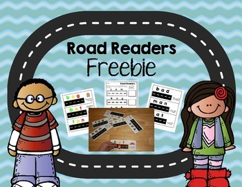 Road Readers Freebie